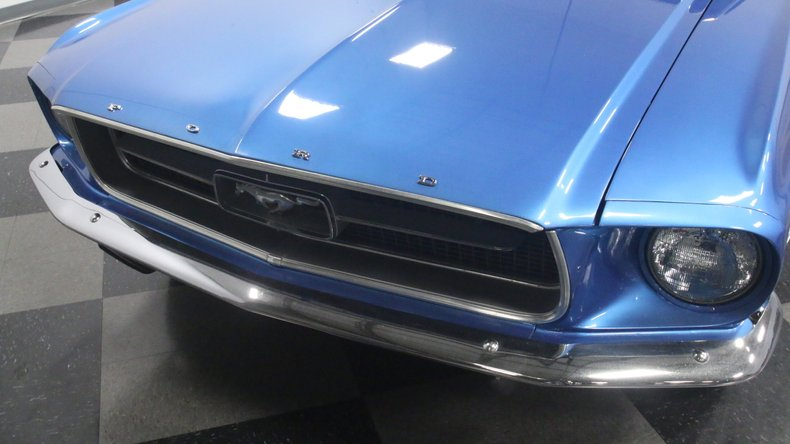 1967 Ford Mustang 22