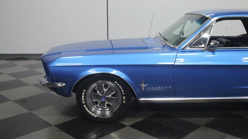 1967 Ford Mustang 24
