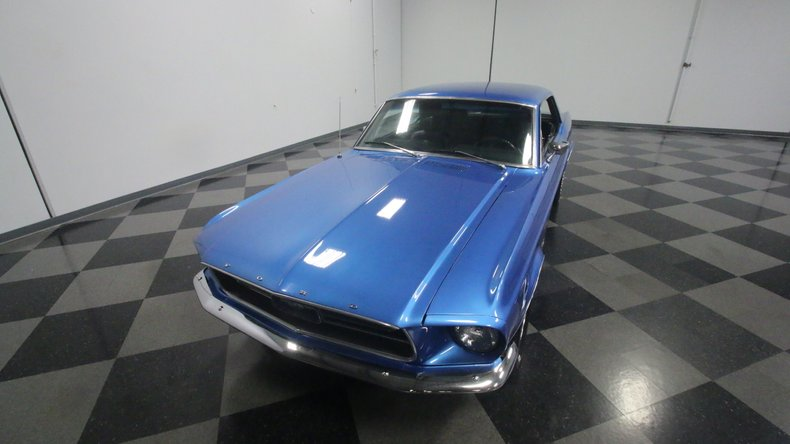 1967 Ford Mustang 68