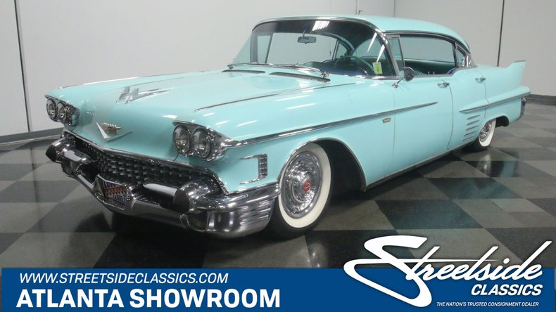 For Sale: 1958 Cadillac Series 62