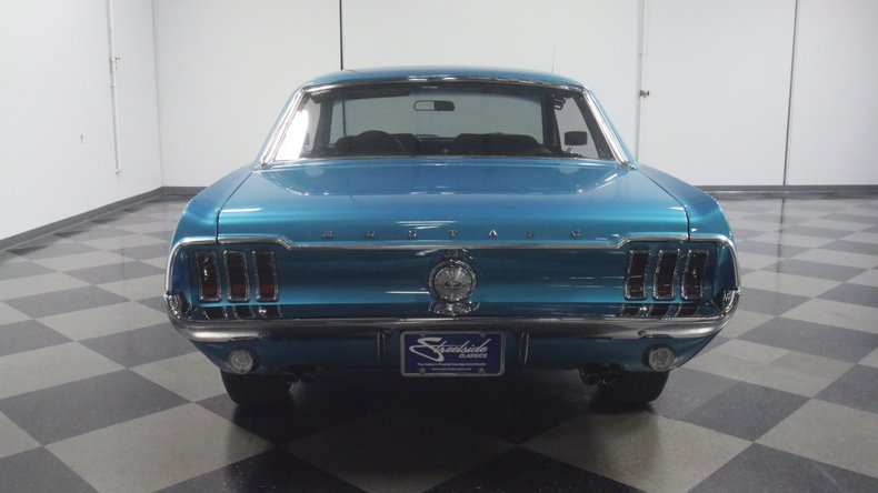 1968 Ford Mustang 11
