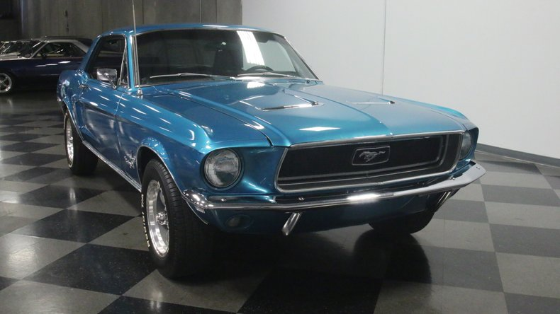 1968 Ford Mustang 18