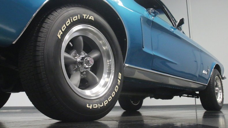 1968 Ford Mustang 30