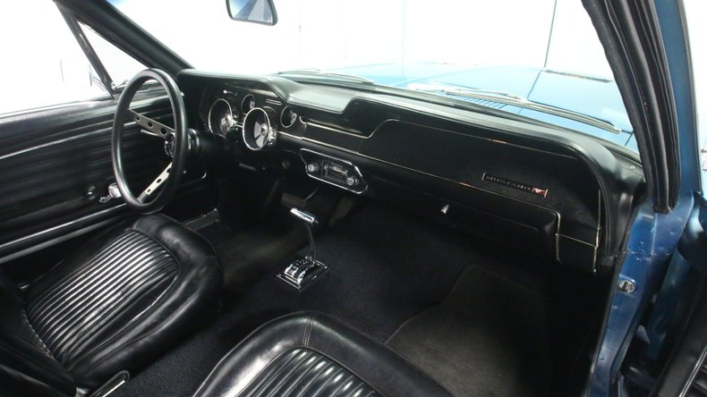 1968 Ford Mustang 54