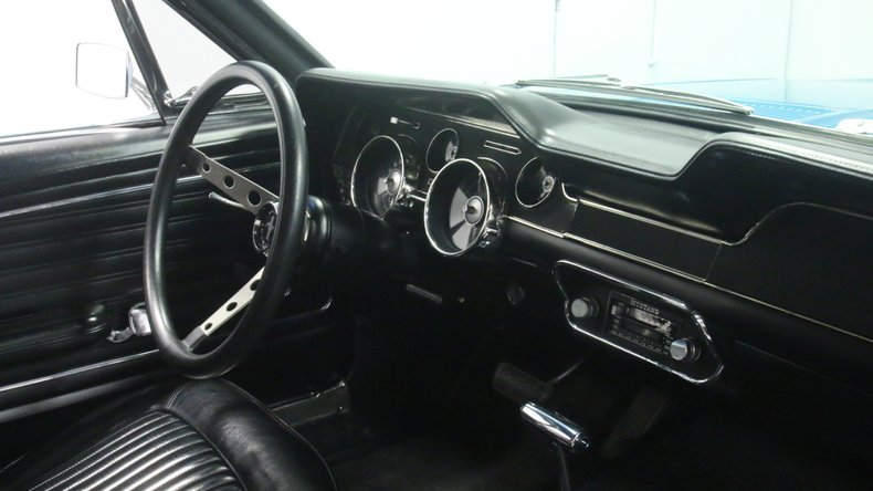 1968 Ford Mustang 55