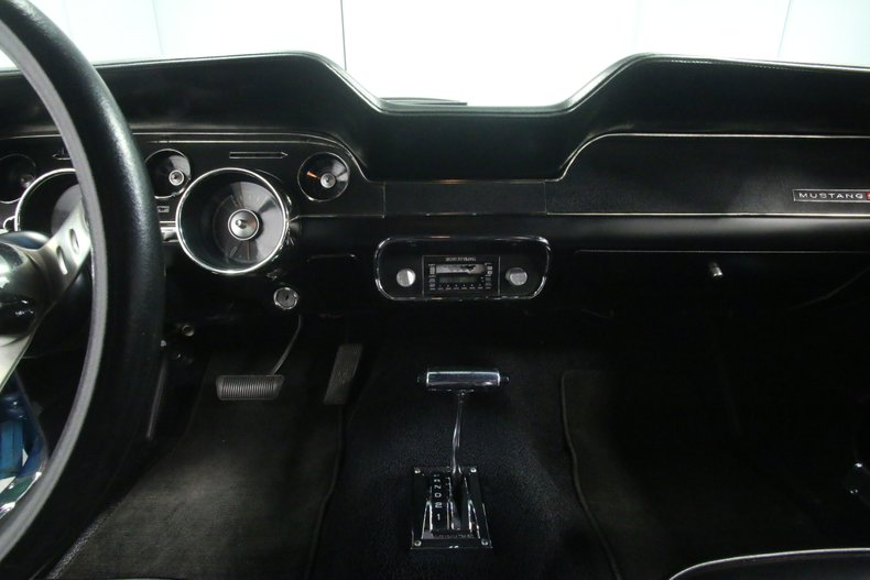1968 Ford Mustang 50