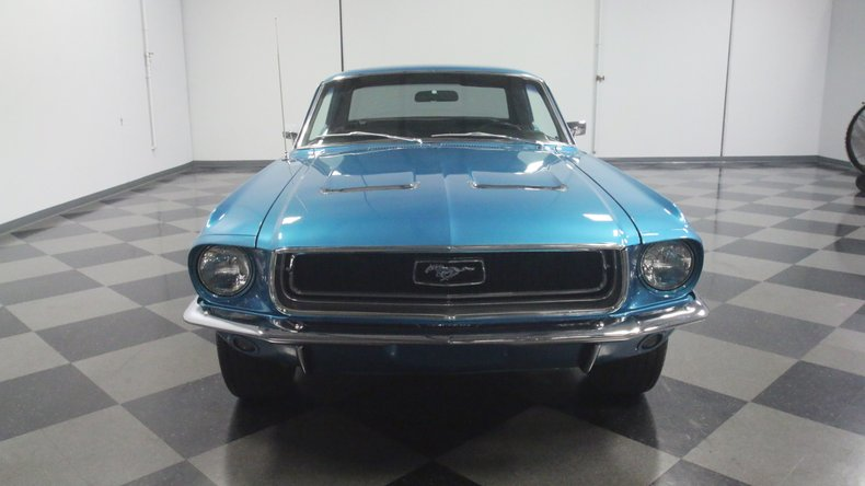 1968 Ford Mustang 19