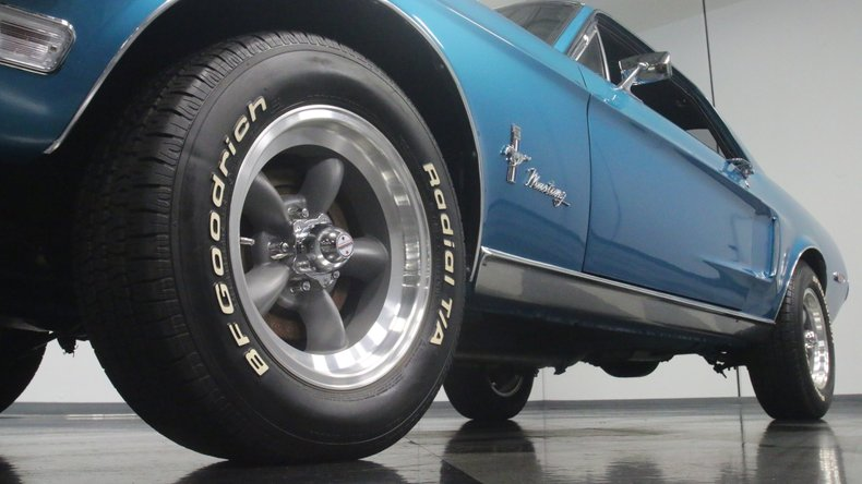 1968 Ford Mustang 23