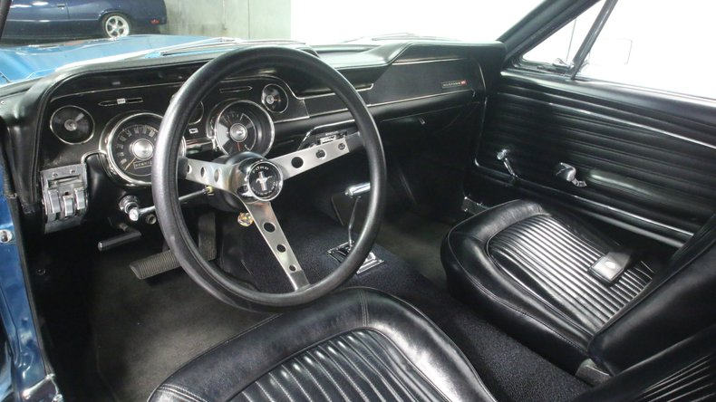 1968 Ford Mustang 43