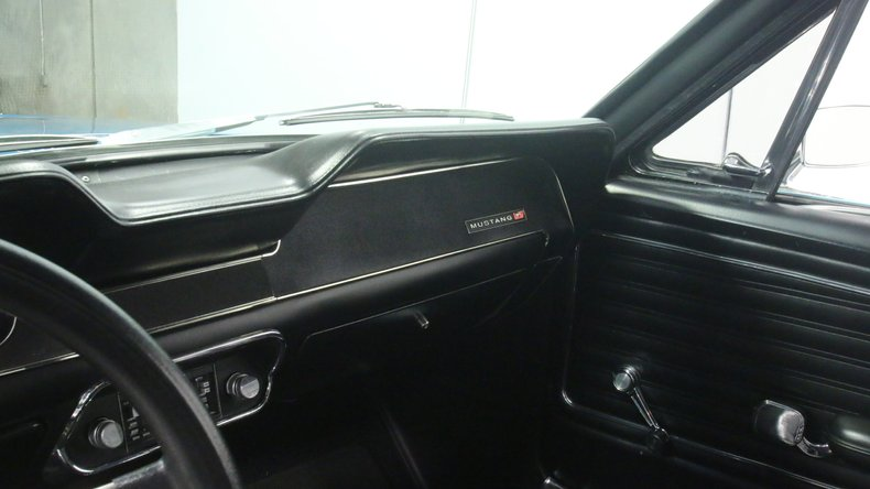 1968 Ford Mustang 47