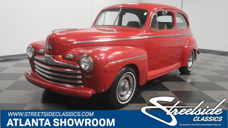 For Sale: 1946 Ford Sedan