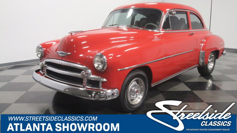 For Sale: 1950 Chevrolet Stylemaster
