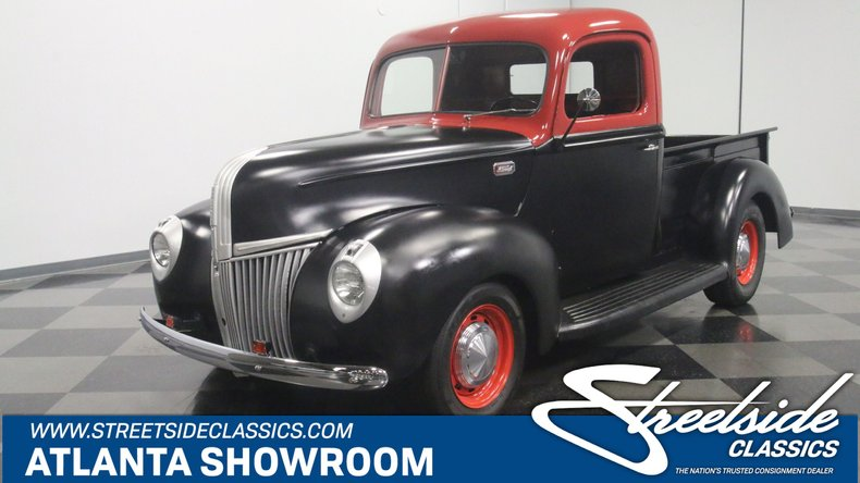 For Sale: 1941 Ford Truck