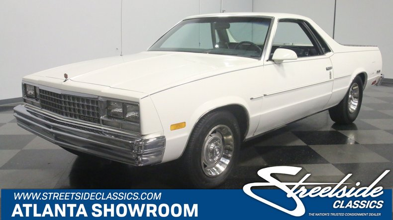 1986 Chevrolet El Camino For Sale