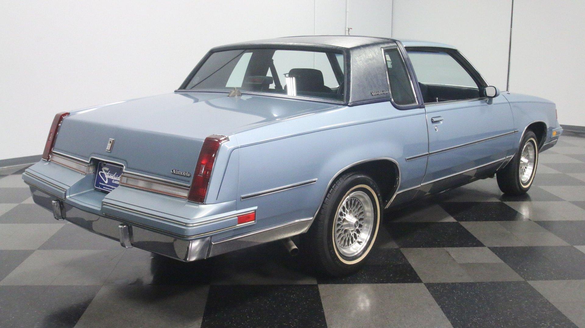 1988 Oldsmobile Cutlass For Sale
