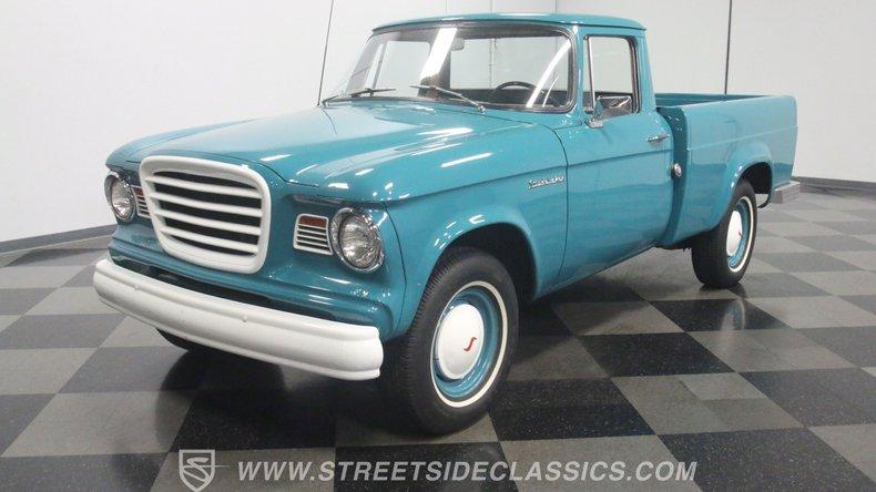 For Sale: 1964 Studebaker Champ