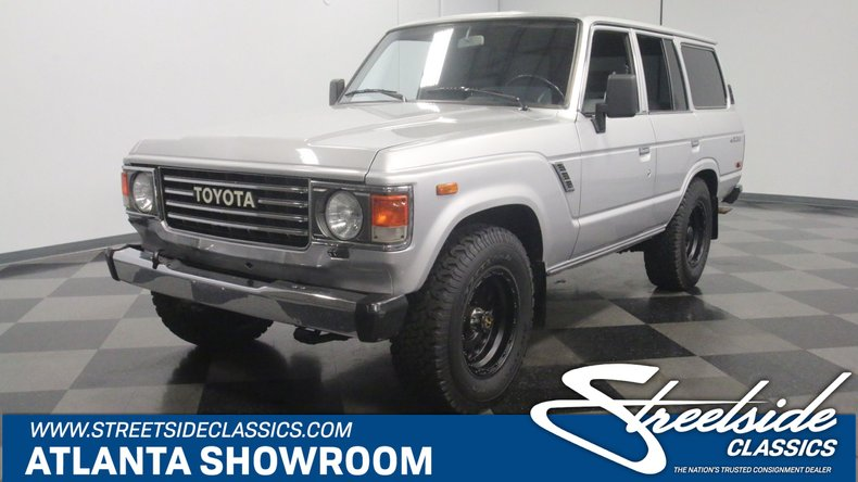 For Sale: 1987 Toyota Land Cruiser