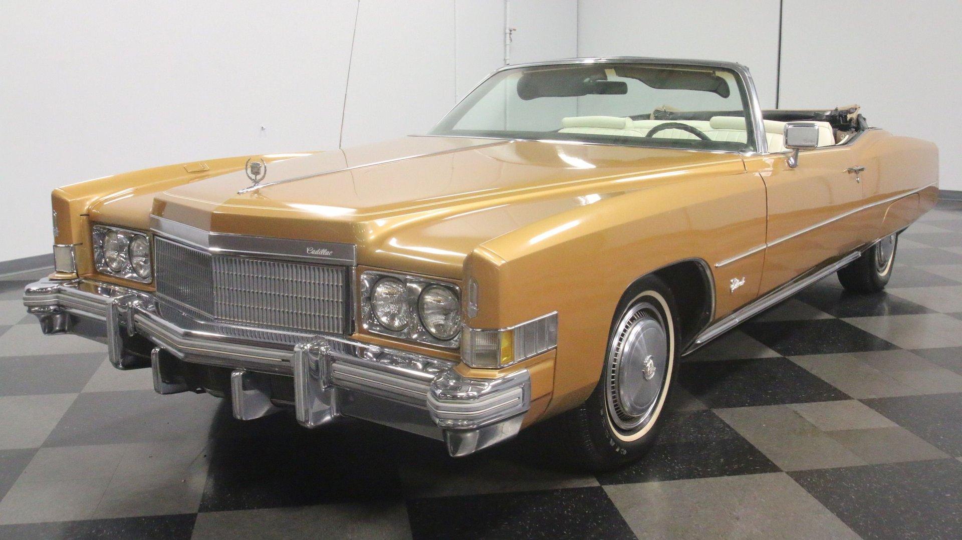 1974 Cadillac Eldorado | Streetside Classics - The Nation's Trusted