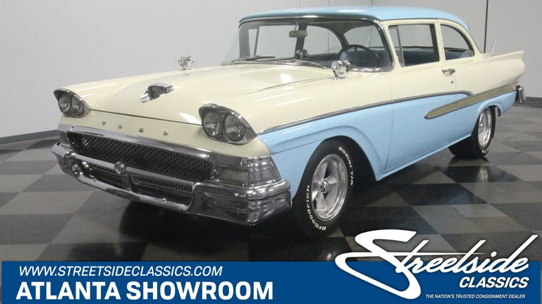 For Sale: 1958 Ford Custom 300