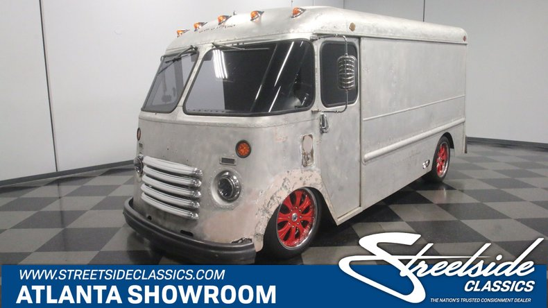 For Sale: 1949 Chevrolet Step Van