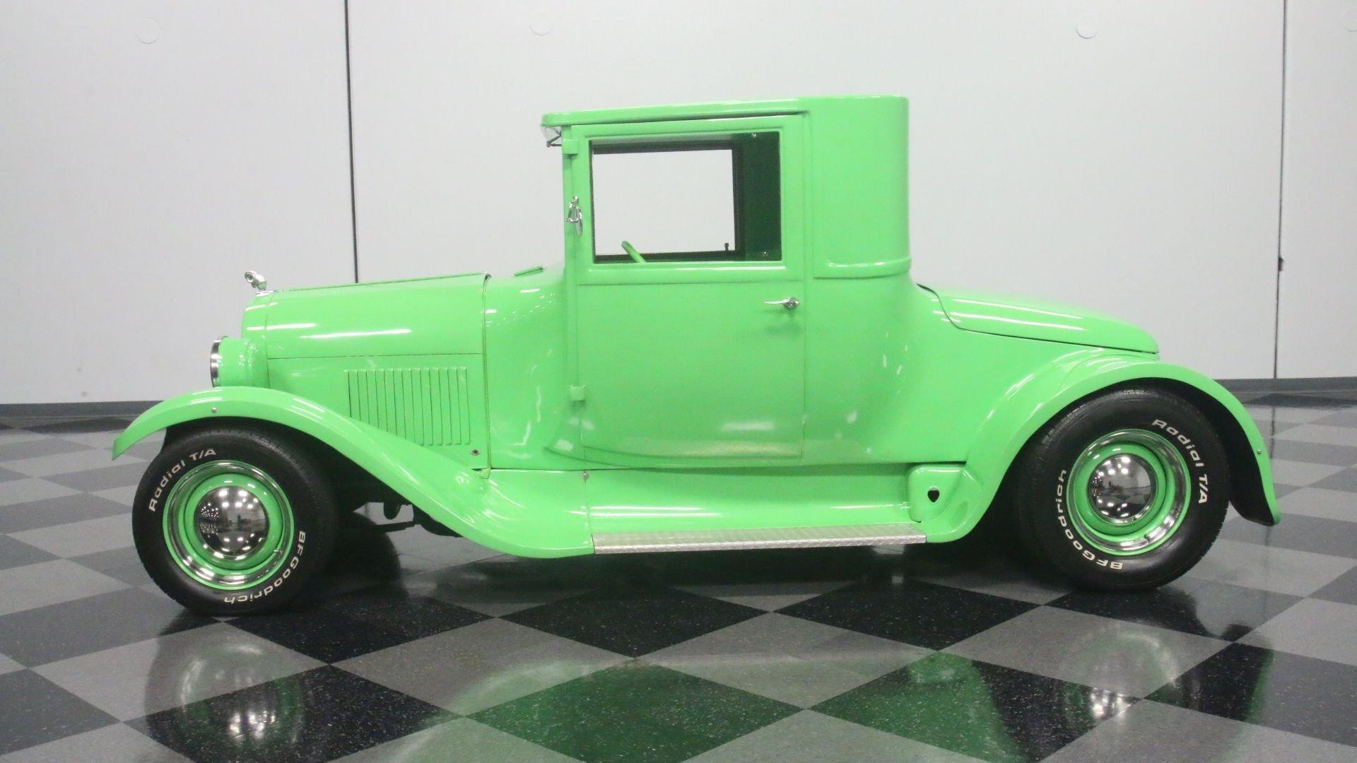 1927 dodge coupe streetrod