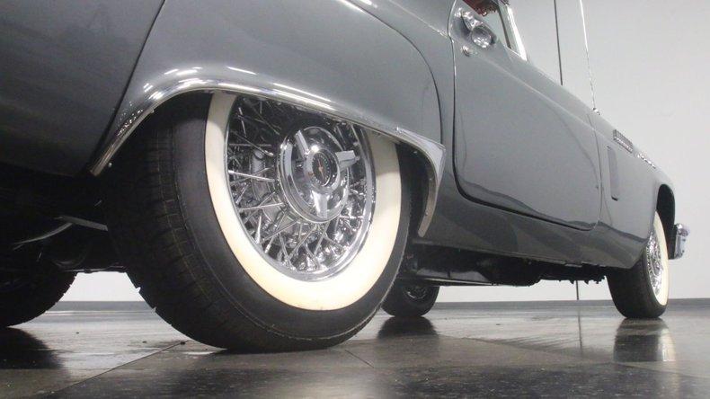 1957 Ford Thunderbird 29