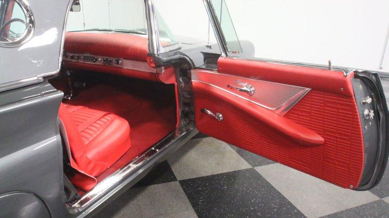 1957 Ford Thunderbird 57
