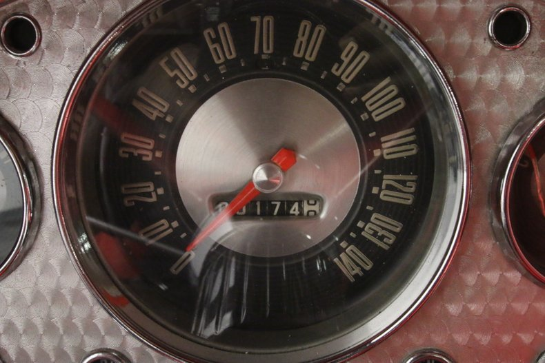 1957 Ford Thunderbird 46