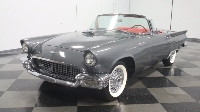 1957 Ford Thunderbird 5