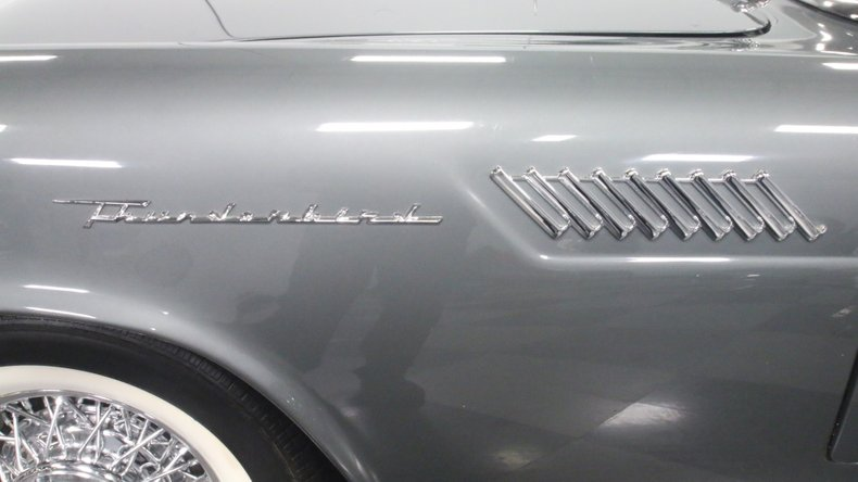 1957 Ford Thunderbird 76