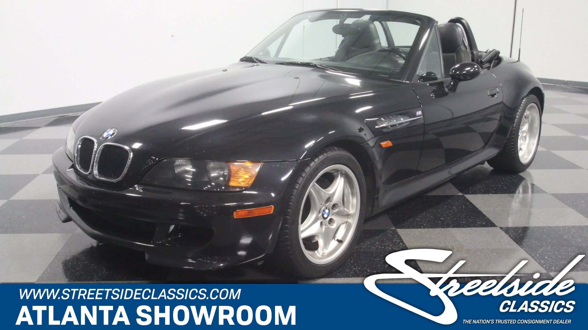 1998 Bmw Z3 M Roadster Streetside Classics The Nation S Trusted Classic Car Consignment Dealer