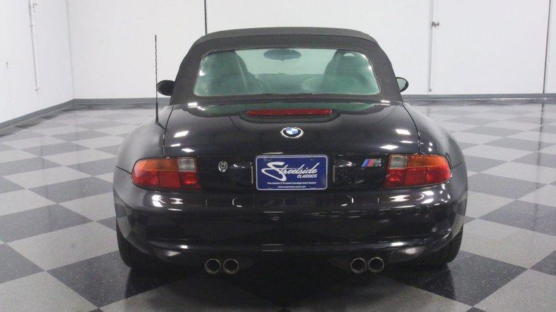 1998 BMW Z3 M Roadster 11