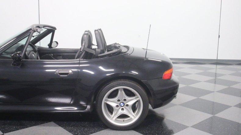 1998 BMW Z3 M Roadster 25
