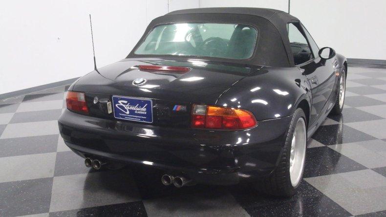 1998 BMW Z3 M Roadster 12
