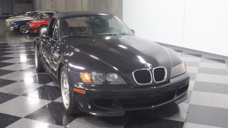 1998 BMW Z3 M Roadster 18