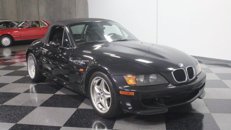 1998 BMW Z3 M Roadster 17