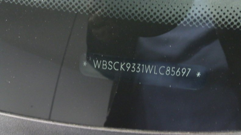 1998 BMW Z3 M Roadster 64