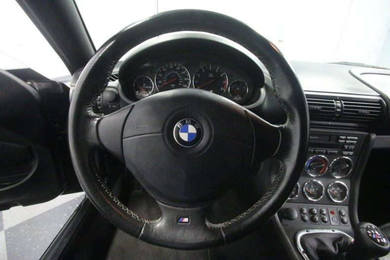 1998 BMW Z3 M Roadster 43