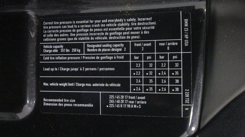 1998 BMW Z3 M Roadster 65