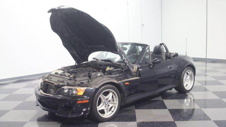 1998 BMW Z3 M Roadster 33