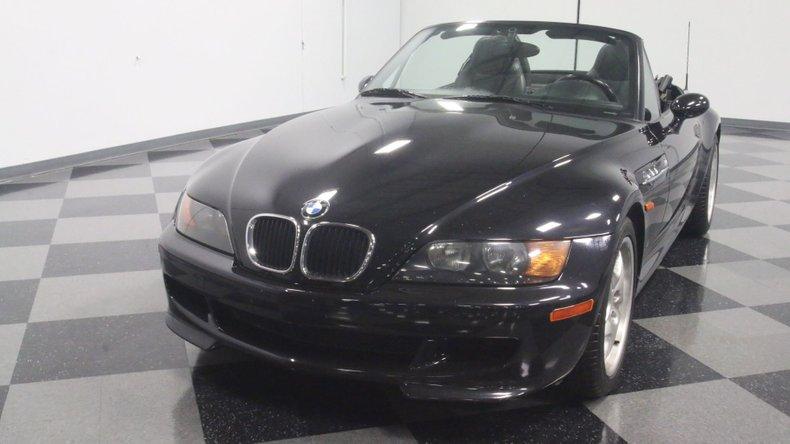 1998 BMW Z3 M Roadster 20