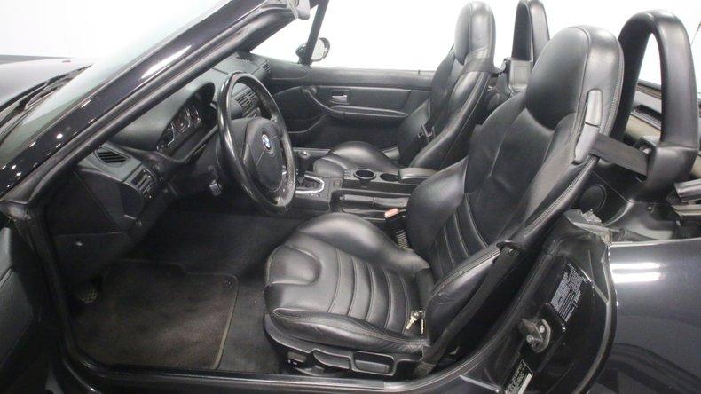 1998 BMW Z3 M Roadster 4