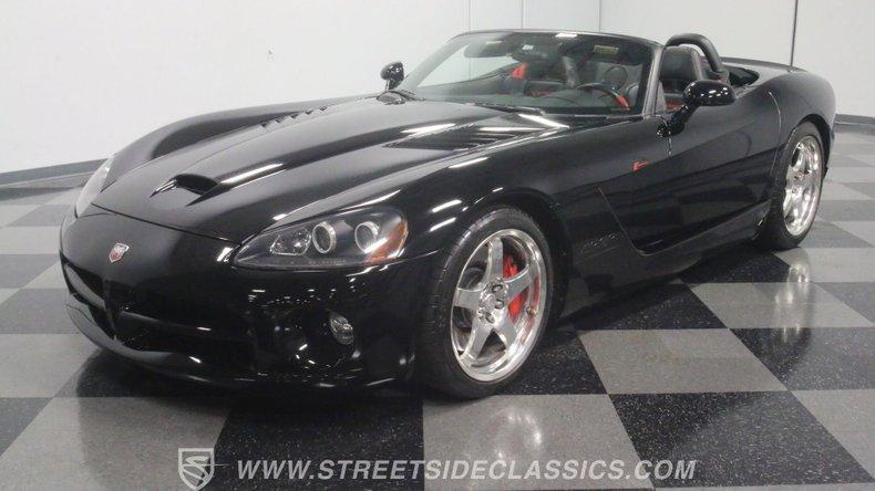For Sale: 2004 Dodge Viper
