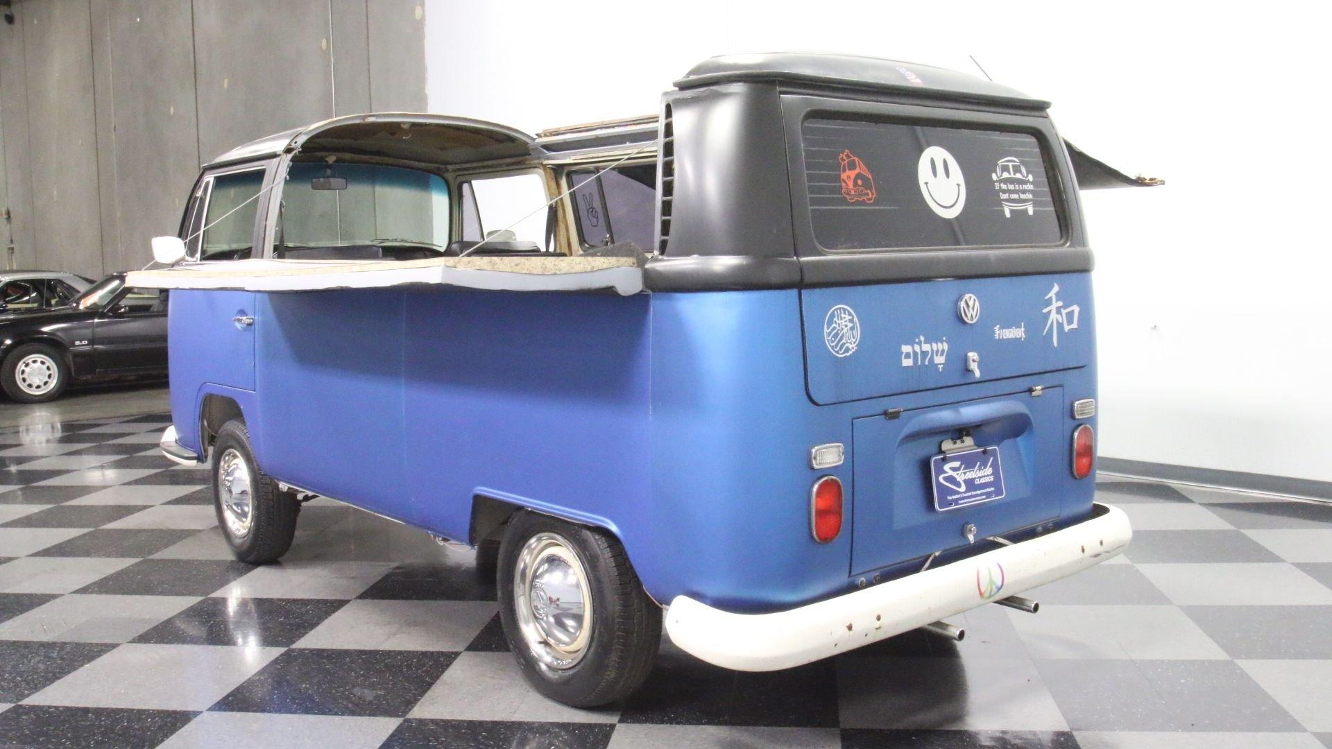 1970 Volkswagen Bus | Streetside Classics - The Nation's