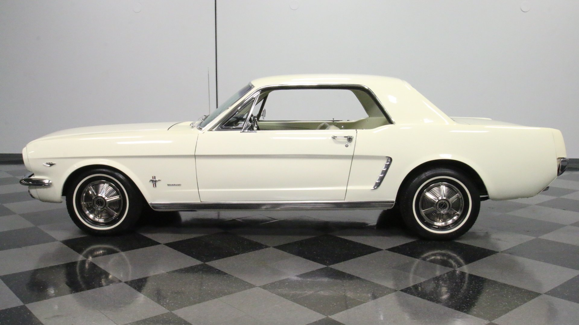 1964 1 2 ford mustang coupe