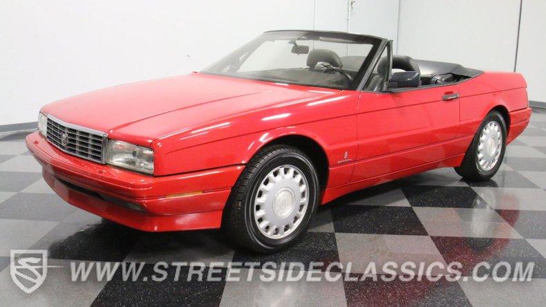 1992 Cadillac Allante 1