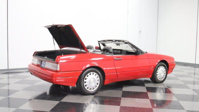 1992 Cadillac Allante 36