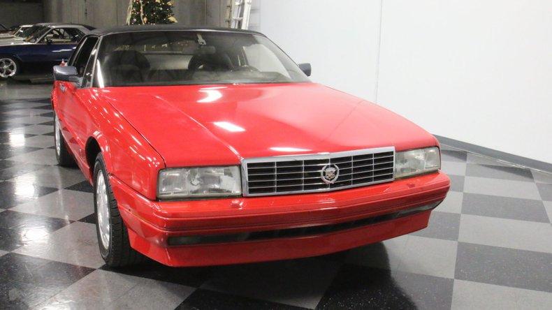 1992 Cadillac Allante 18