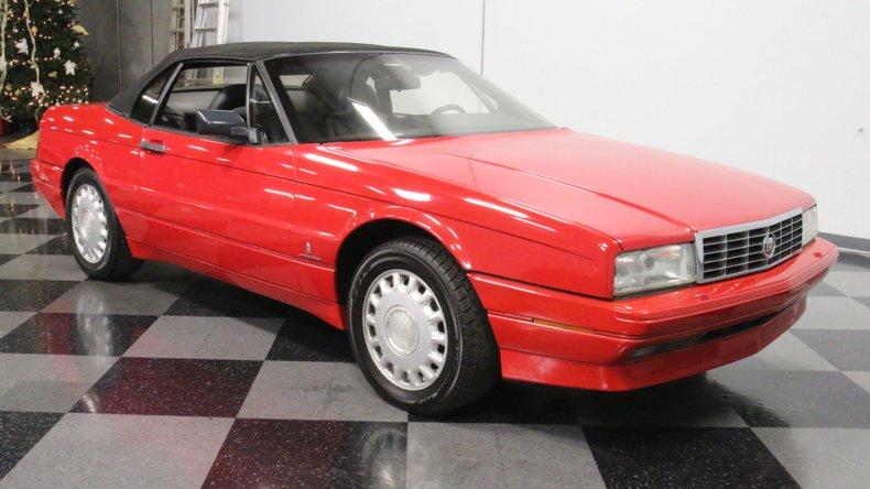 1992 Cadillac Allante 16