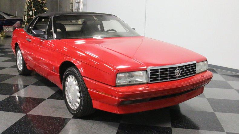 1992 Cadillac Allante 17